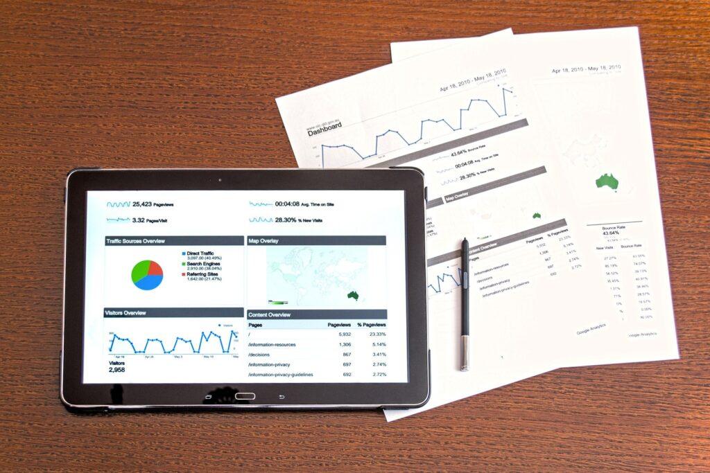 What is google analytics in digital marketing?